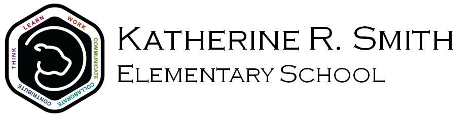 Katherine R Smith Elementary School Logo - go home page