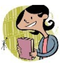 Librarian Clipart