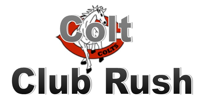 Colt Club Rush Logo