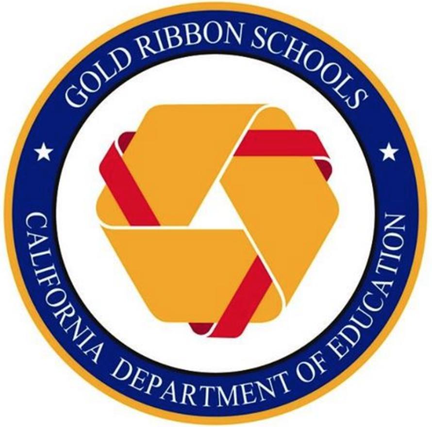 Gold Ribbon Schools