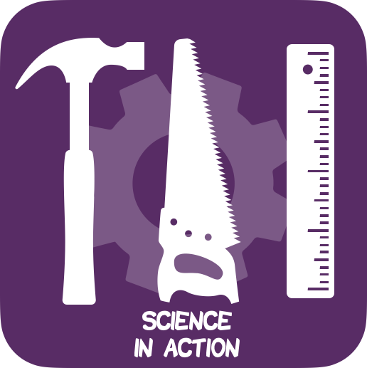 Science in Action Logo